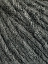 Fiber Content 50% Acrylic, 50% Wool, Brand ICE, Grey Melange, Yarn Thickness 5 Bulky  Chunky, Craft, Rug, fnt2-54030