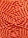 Ne: 8/4. Nm 14/4 Fiber Content 100% Mercerised Cotton, Salmon, Brand ICE, Yarn Thickness 2 Fine  Sport, Baby, fnt2-54057