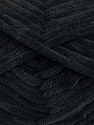 Fiber Content 100% Micro Fiber, Brand ICE, Black, Yarn Thickness 4 Medium  Worsted, Afghan, Aran, fnt2-54137
