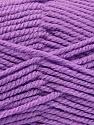 Fiber Content 100% Acrylic, Lilac, Brand ICE, Yarn Thickness 5 Bulky  Chunky, Craft, Rug, fnt2-54535