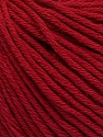 Global Organic Textile Standard (GOTS) Certified Product. CUC-TR-017 PRJ 805332/918191 Fiber Content 100% Organic Cotton, Brand ICE, Burgundy, Yarn Thickness 3 Light  DK, Light, Worsted, fnt2-54732