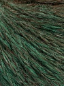 Fiber Content 55% Acrylic, 30% Wool, 15% Polyamide, Brand ICE, Green, Brown, Yarn Thickness 3 Light  DK, Light, Worsted, fnt2-55428