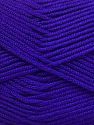 Fiber Content 50% Acrylic, 50% Bamboo, Purple, Brand ICE, Yarn Thickness 2 Fine  Sport, Baby, fnt2-56581