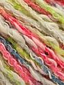 Fiber Content 50% Cotton, 50% Acrylic, White, Light Green, Brand ICE, Grey, Fuchsia, Yarn Thickness 4 Medium  Worsted, Afghan, Aran, fnt2-57285