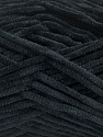 Fiber Content 100% Micro Fiber, Brand ICE, Black, Yarn Thickness 3 Light  DK, Light, Worsted, fnt2-57651