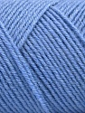Fiber Content 50% Wool, 50% Acrylic, Indigo Blue, Brand ICE, Yarn Thickness 3 Light  DK, Light, Worsted, fnt2-57730