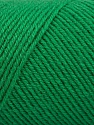 Fiber Content 50% Wool, 50% Acrylic, Brand ICE, Green, Yarn Thickness 3 Light  DK, Light, Worsted, fnt2-57733