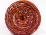 Fiber Content 70% Acrylic, 30% Wool, Orchid, Orange, Light Blue, Brand ICE, Copper, Yarn Thickness 6 SuperBulky  Bulky, Roving, fnt2-58154