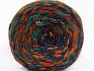 Fiber Content 70% Acrylic, 30% Wool, Purple, Brand ICE, Green Shades, Copper, Yarn Thickness 6 SuperBulky  Bulky, Roving, fnt2-58155