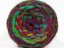 Fiber Content 70% Acrylic, 30% Wool, Turquoise, Red, Purple, Brand ICE, Green Shades, Yarn Thickness 6 SuperBulky  Bulky, Roving, fnt2-58156