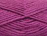 Fiber Content 72% Premium Acrylic, 3% Metallic Lurex, 25% Wool, Orchid, Brand ICE, Yarn Thickness 5 Bulky  Chunky, Craft, Rug, fnt2-58204