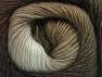 Fiber Content 60% Premium Acrylic, 20% Alpaca, 20% Wool, Brand ICE, Brown Shades, Yarn Thickness 2 Fine  Sport, Baby, fnt2-58396
