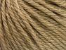 Fiber Content 60% Acrylic, 40% Wool, Light Camel, Brand ICE, Yarn Thickness 6 SuperBulky  Bulky, Roving, fnt2-58566