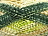 Fiber Content 50% Premium Acrylic, 50% Cotton, Brand ICE, Green Shades, Yarn Thickness 2 Fine  Sport, Baby, fnt2-58689