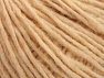 Fiber Content 50% Merino Wool, 25% Alpaca, 25% Acrylic, Light Salmon, Brand ICE, Yarn Thickness 4 Medium  Worsted, Afghan, Aran, fnt2-59039