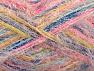 Fiber Content 60% Acrylic, 40% Polyamide, Yellow, White, Pink Shades, Brand ICE, Blue Shades, Yarn Thickness 4 Medium  Worsted, Afghan, Aran, fnt2-59689
