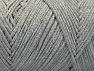 Fiber Content 100% Cotton, Light Grey, Brand ICE, Yarn Thickness 5 Bulky  Chunky, Craft, Rug, fnt2-60145