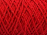 Fiber Content 100% Cotton, Red, Brand ICE, Yarn Thickness 4 Medium  Worsted, Afghan, Aran, fnt2-60169
