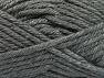 Fiber Content 100% Acrylic, Brand ICE, Grey, Yarn Thickness 6 SuperBulky  Bulky, Roving, fnt2-60216
