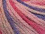Fiber Content 50% Polyamide, 50% Acrylic, Pink Shades, Lilac, Brand ICE, Yarn Thickness 4 Medium  Worsted, Afghan, Aran, fnt2-60367