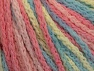 Fiber Content 50% Polyamide, 50% Acrylic, Pastel Colors, Brand ICE, Yarn Thickness 4 Medium  Worsted, Afghan, Aran, fnt2-60368