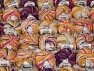 Monaco This mixed lot includes a total of 2000 gr (70.5 oz.) yarn. There is no standard for ball weight. Also disregard any information on the labels. You will get what you see in the photo. Fiber Content 50% Polyamide, 50% Acrylic, Brand ICE, fnt2-60555