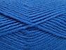 Fiber Content 50% Acrylic, 25% Wool, 25% Alpaca, Brand ICE, Blue, Yarn Thickness 5 Bulky  Chunky, Craft, Rug, fnt2-60865