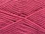 Fiber Content 50% Acrylic, 25% Wool, 25% Alpaca, Light Orchid, Brand ICE, Yarn Thickness 5 Bulky  Chunky, Craft, Rug, fnt2-60868
