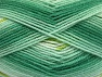 Fiber Content 100% Baby Acrylic, Brand ICE, Green Shades, Yarn Thickness 2 Fine  Sport, Baby, fnt2-61133