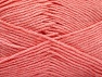 Fiber Content 60% Bamboo, 40% Polyamide, Salmon, Brand ICE, Yarn Thickness 2 Fine  Sport, Baby, fnt2-61328