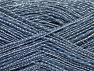 Περιεχόμενο ίνας 65% Ακρυλικό, 35% Βισκόζη, Indigo Blue, Brand ICE, Yarn Thickness 2 Fine  Sport, Baby, fnt2-62764