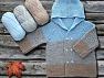 Fiber Content 100% Antipilling Acrylic, Brand ICE, Beige, Baby Blue, fnt2-63229