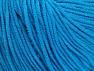 Fiber Content 50% Cotton, 50% Acrylic, Brand ICE, Blue, Yarn Thickness 3 Light  DK, Light, Worsted, fnt2-63340
