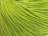 Fiber Content 50% Cotton, 50% Acrylic, Light Green, Brand ICE, Yarn Thickness 3 Light  DK, Light, Worsted, fnt2-63343