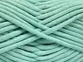 Fiber Content 60% Polyamide, 40% Cotton, Mint Green, Brand ICE, fnt2-63432
