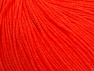 Fiber Content 60% Cotton, 40% Acrylic, Neon Orange, Brand ICE, fnt2-63478