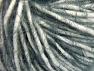 Contenido de fibra 60% Acrílico, 40% Poliamida, White, Brand ICE, Grey, Yarn Thickness 5 Bulky  Chunky, Craft, Rug, fnt2-63500