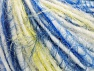 Fiber Content 60% Acrylic, 40% Polyamide, Yellow, White, Brand ICE, Blue, Yarn Thickness 5 Bulky  Chunky, Craft, Rug, fnt2-63508