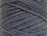 Make handbags,rugs,basket and cushion covers with this genius new-fashion yarn!<p>Since the yarn is made by upcycling fabrics, and because of the nature of the yarn; take the following notes into consideration. </p><ul><li>Fiber content information may vary. Information given about fiber content is approximate. </li><li>The yardage and weight information of the yarn is approximate. </li></ul> Fiberinnehåll 95% Bomull, 5% Elastan, White, Brand ICE, Grey, fnt2-63597
