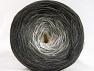 Fiber Content 50% Acrylic, 50% Cotton, White, Brand ICE, Grey Shades, fnt2-63995