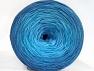 Fiber Content 50% Acrylic, 50% Cotton, Brand ICE, Blue Shades, fnt2-63998