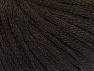 Fiber Content 50% Wool, 50% Acrylic, Brand ICE, Dark Brown, fnt2-64001