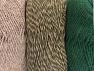 Fiber Content 90% Acrylic, 10% Polyester, Brand ICE, Dark Khaki, Camel, fnt2-64019