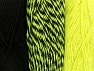 Fiber Content 90% Acrylic, 10% Polyester, Neon Yellow, Brand ICE, Black, fnt2-64028