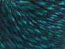 Fiber Content 70% Polyamide, 19% Merino Wool, 11% Acrylic, Turquoise, Brand ICE, Black, fnt2-64145