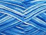 Fiber Content 100% Cotton, Brand ICE, Blue Shades, fnt2-64167