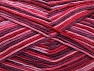 Fiber Content 100% Cotton, Pink Shades, Maroon, Lilac, Brand ICE, fnt2-64169