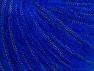Fiber Content 30% Acrylic, 30% Polyester, 25% Wool, 15% Metallic Lurex, Brand ICE, Blue, fnt2-64184