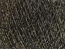 Περιεχόμενο ίνας 75% Βισκόζη, 25% Μεταλλικό lurex, Brand ICE, Gold, Black, fnt2-64381