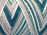 Fiber Content 50% Polyamide, 50% Acrylic, White, Teal, Khaki, Brand ICE, Beige, fnt2-64468